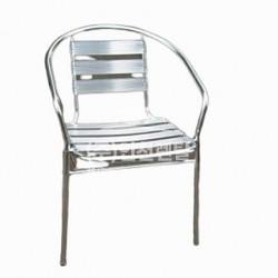 알루미늄 의자